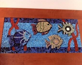 Mosaic Acquarium