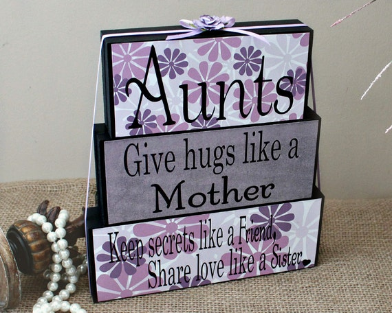 Gifts for aunts christmas gift auntie only an aunt