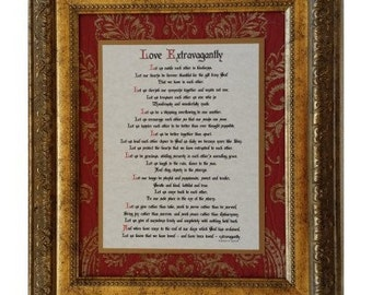 Love Extravagantly-Traditional Collection