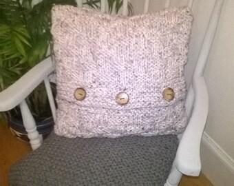 Cushion Knitting Kit
