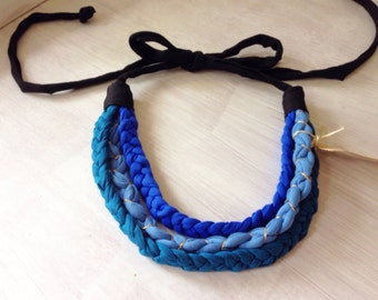 Design blue cotton chain manufactured by zpageti