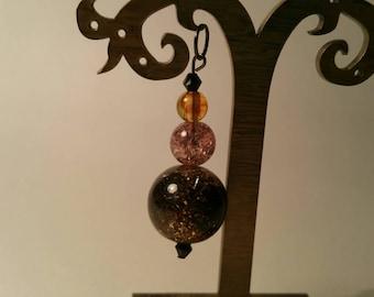 Beautiful bronze pendant