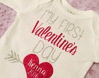 """Shop """"first valentines day"""" in Clothing"""