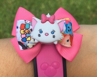 Magic Band Bows - Tsum Tsum Inspired Magic Band Accessories