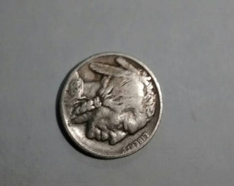 1921 Buffalo Nickel