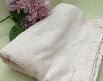 Baby receiving blanket 100%cotton