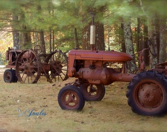 Limited Edition ~ Country Ride, Foster, Rhode Island, Autumn, Fall, Foliage, Waterfall, Fine Art Canvas, New England
