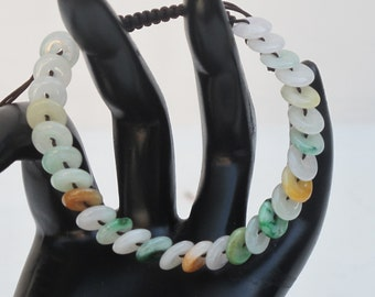 Hand Made Emerald Bracelet