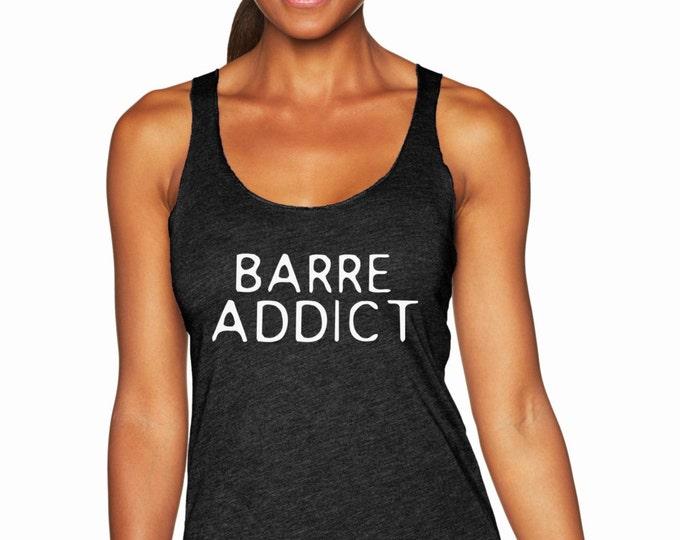 Barre Addict Racerback Tank Top