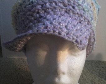 my multi color rasta hat