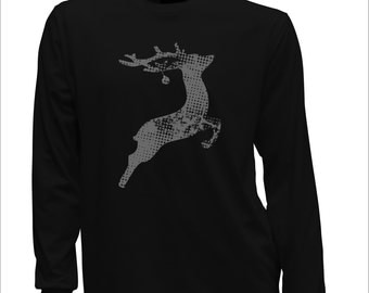 Reindeer Christmas Holiday Sweatshirt
