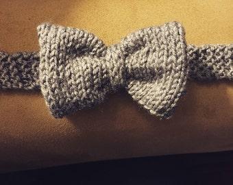 Knit Bowtie