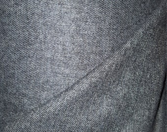 Luxury Italian wool coat fabric  ,material ideal for coats and suits