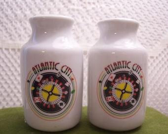 Souvenir Salt & Pepper Shakers from Atlantic City