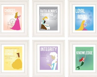 Personal Progress Princess Pack (Complete)