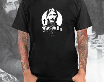 Rasputin Shirt (American made, mystic, enlightened shirt)