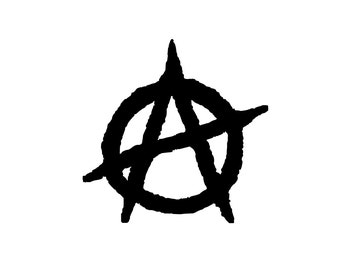 Anarchy Decal