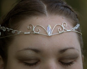 Circlet Crown Tiara Artemis Design by BottiVingelo