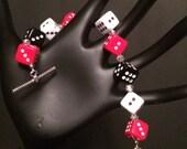 Bunco dice bracelets