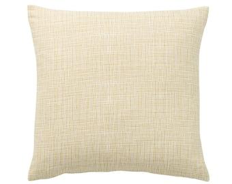 Cushion- Scandinavian Cushion- Mustard Cushion- Yellow Pillow- Yellow Cushion- Nat Yellow- Scandinvian Pillow- Lines Pillow- Cushion Cover