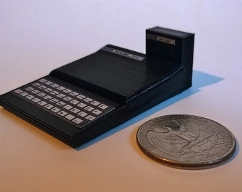 Mini Timex Sinclair TS1000 - 3D Printed!