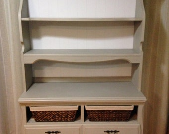 Bussett Country Hutch and Buffet ~ LOCAL PICKUP or DELIVERY Only!