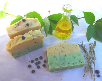Rosemary Juniper Soap