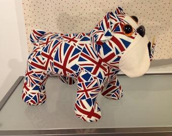 Handmade British Bulldog