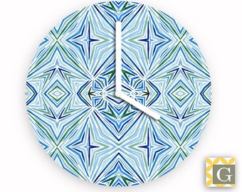 Wall Clock by GABBYClocks -  Dizzy Grande