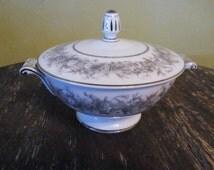 Florentine by Sango Japan Sugar Bowl