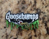 Glow in the dark Goosebumps Patch