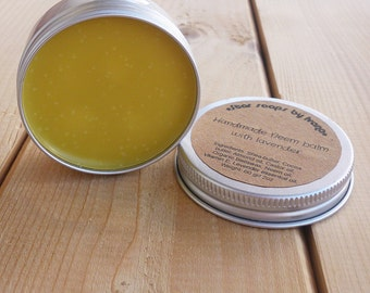 NEEM SALVE - Salve for eczema and psoriasis with lavender essential oil - Handmade neem salve - Paraben FREE - All natural ingredients
