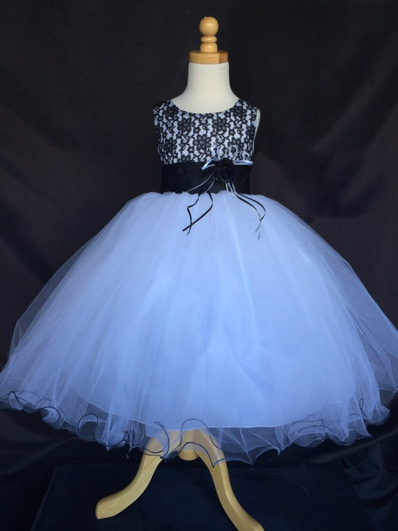 New elegant flower girl bridesmaids christmas fall by adore50
