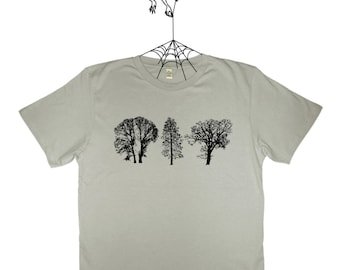 Trees - mens t-shirt EarthPositive