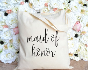 Maid of Honor Tote