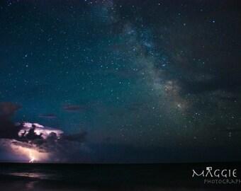 Milky Way over Martha's Vineyard