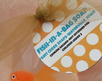 Fish-in-a-Bag Soap