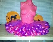 Cheshire cat inspired tutu skirt! Rave tutu. Tea party! Festival fashion! Nocturnal Wonderland!