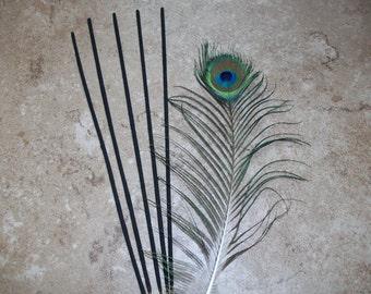 10 Sticks Black Magick Incense
