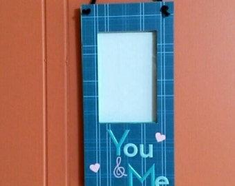 You & Me Frame
