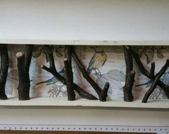 Branches-N-Birds Coat Rack