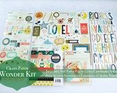 Wonder Paper Kit by Crate Paper