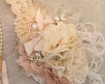 The Vintage Jestine Headband by Delicate and Special