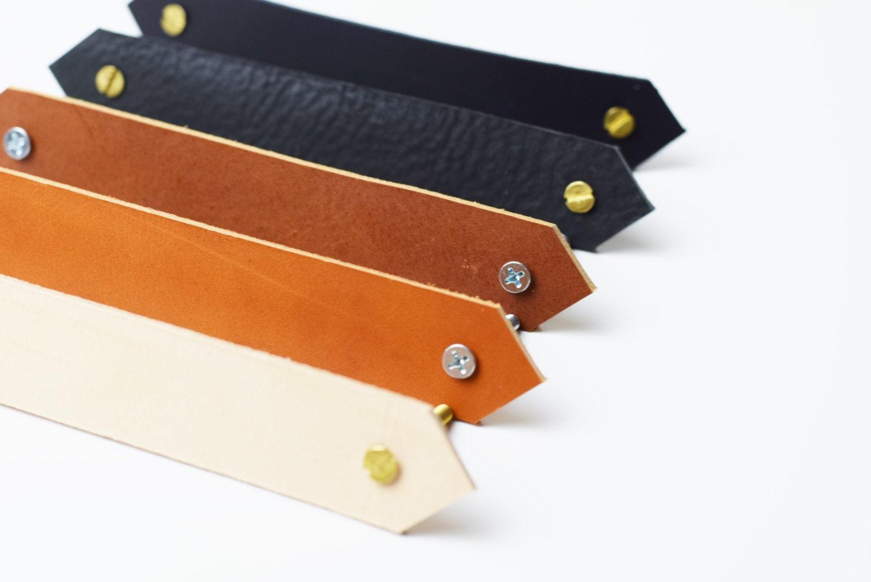 Custom Cabinet Pulls Leather Handles Custom Drawer Handles Leather Handle Drawer