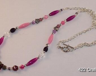 Teardrop Focal Necklace