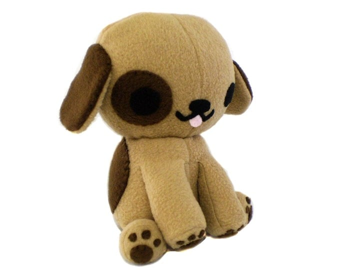 Plush Dog Toy Pattern