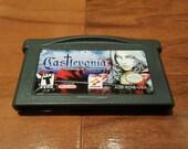 Castlevania Harmony of Dissonance nintendo gameboy advance sp video game,  Castlevania,  Castlevania Harmony of Dissonance,