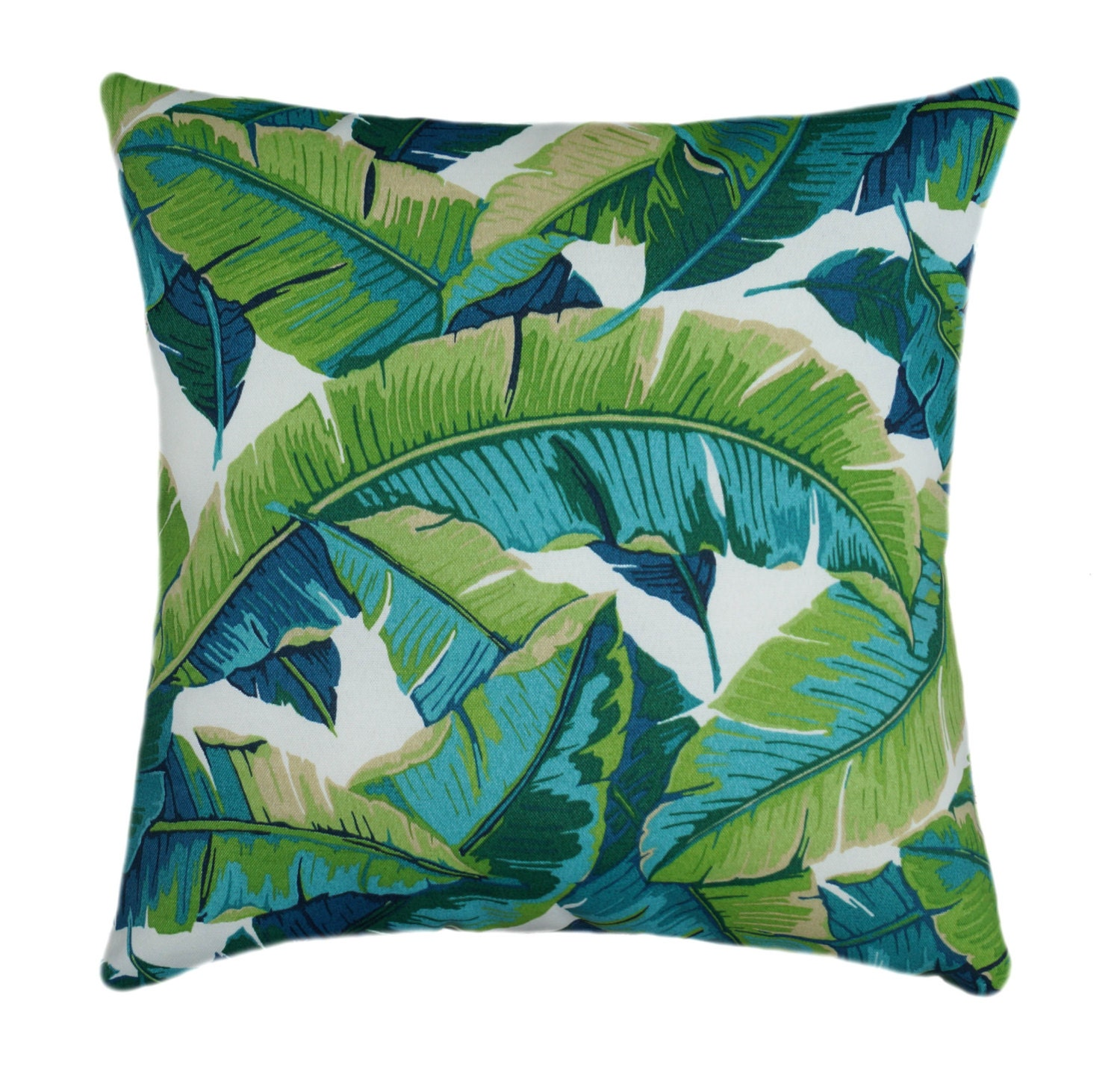 leaf green outdoor pillow cover balmoral opal pillow cover in. Black Bedroom Furniture Sets. Home Design Ideas