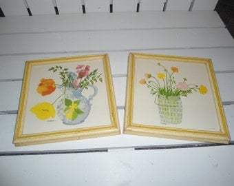Vintage Turner Wall Accessory Wall Hangings