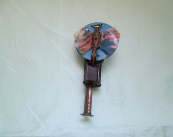 Butterfly Plunger by Chein 1930-40's